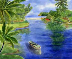 """Tropical Inlet"" GIFTED"