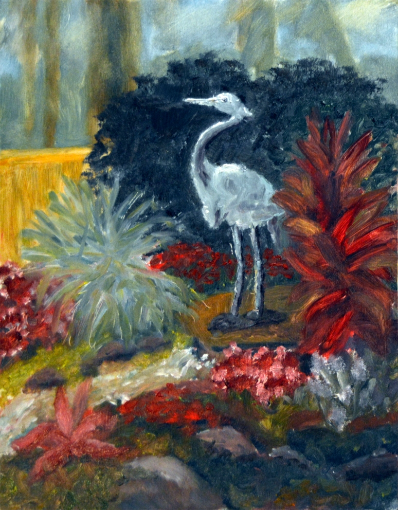 crane-garden-statue-sm