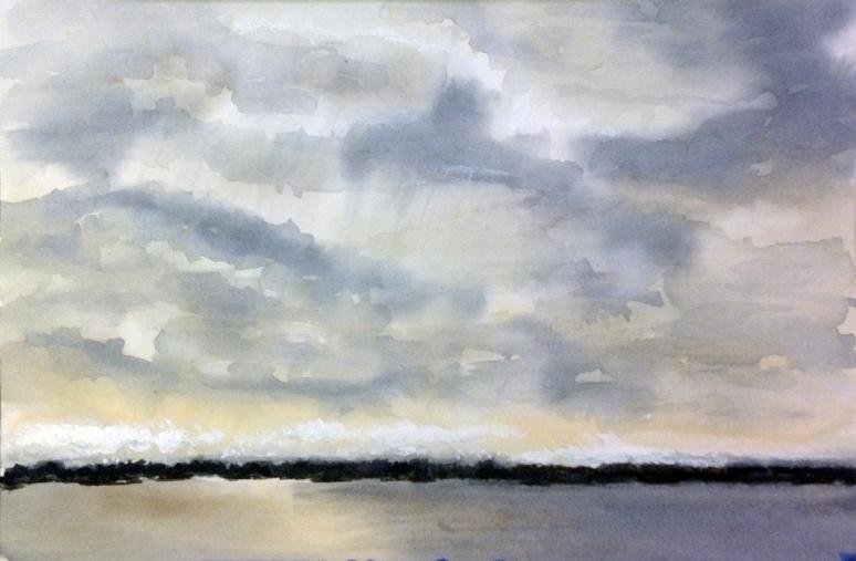 river-clouds