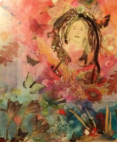 """Artistic Nature"" 20x16 $300"